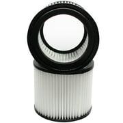 2-Pack Replacement Shop-Vac 962-15-00 Vacuum Cartridge Filter - Compatible Shop-Vac 90398 Cartridge Filter