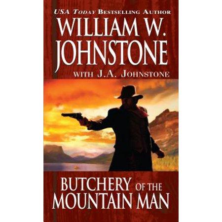 BUTCHERY OF THE MOUNTAINMAN thumbnail