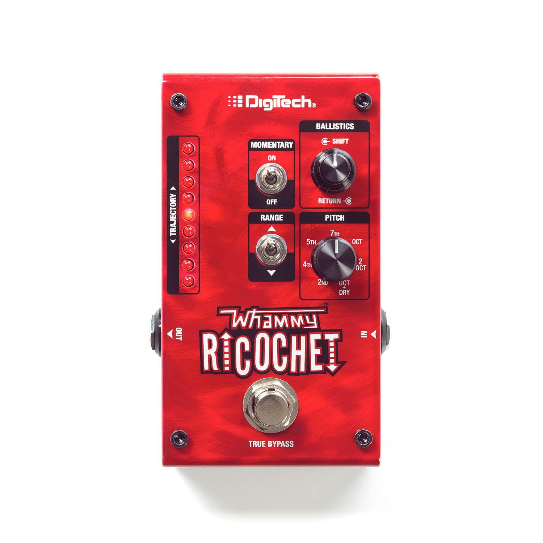 Digitech Whammy WHAMMY RICOCHET Guitar Pitch Effect Pedal by DigiTech