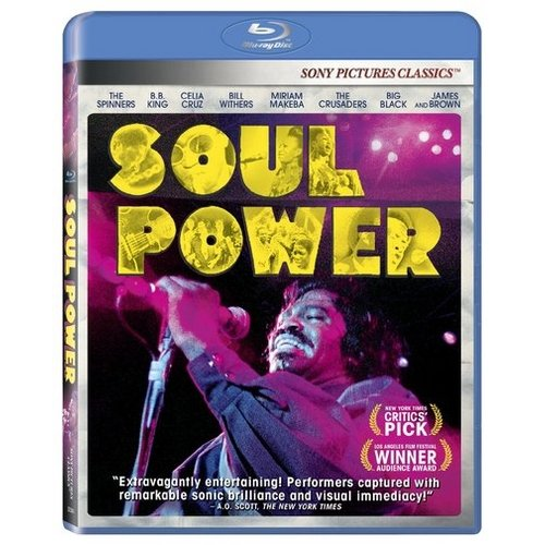 Soul Power (Blu-ray) (Anamorphic Widescreen)