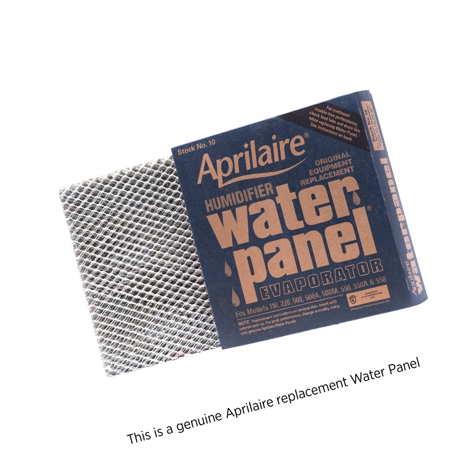 Aprilaire 10 Replacement Water Panel for Aprilaire Whole House Humidifier Mod...