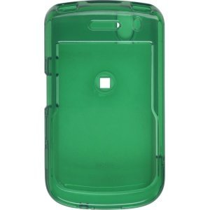 - Snap-On Case for BlackBerry 9650 Bold, 9630 Tour - Green