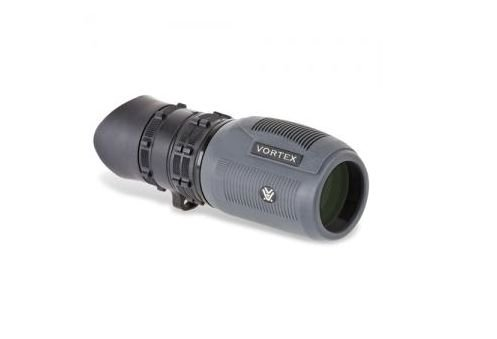 Solo R T 8x36 Tactical Monocular with Reticle Focus (MRAD R T Ranging Reticle) by