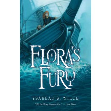 Flora's Fury : How a Girl of Spirit and a Red Dog Confound Their Friends, Astound Their Enemies, and Learn the Importance of Packing Light - Red Jungle Fury