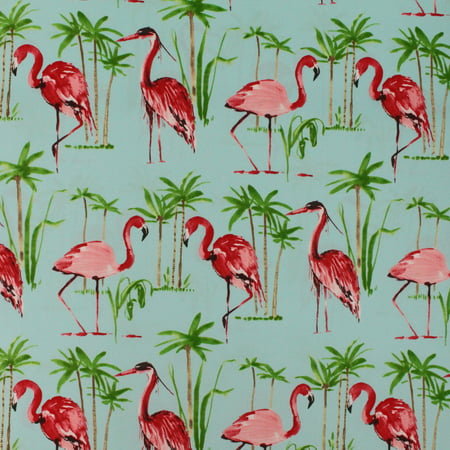 Berkshire Home Flamingo Aqua 54