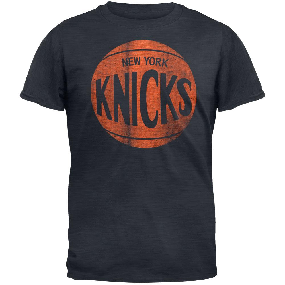 New York Knicks - Logo Scrum Premium T-Shirt