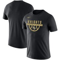UCF Knights Nike Basketball Drop Legend Performance T-Shirt - Black