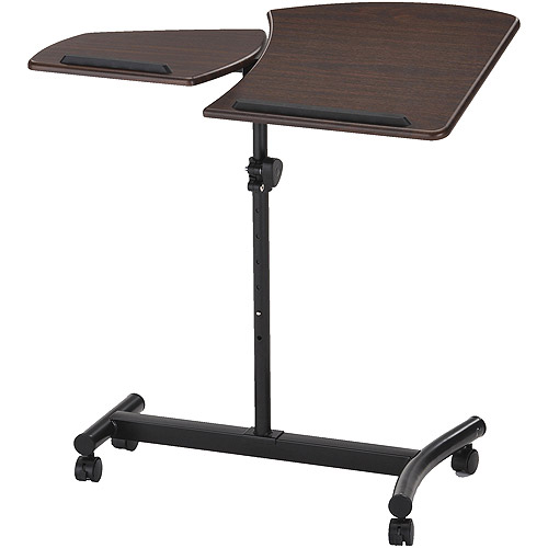 Ore International 1.4' Casual Laptop Adjustable Desk