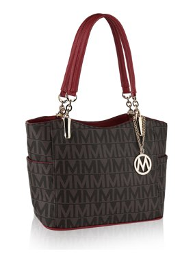 "MKF Collection Braylee ""M"" Signature Tote by Mia K."