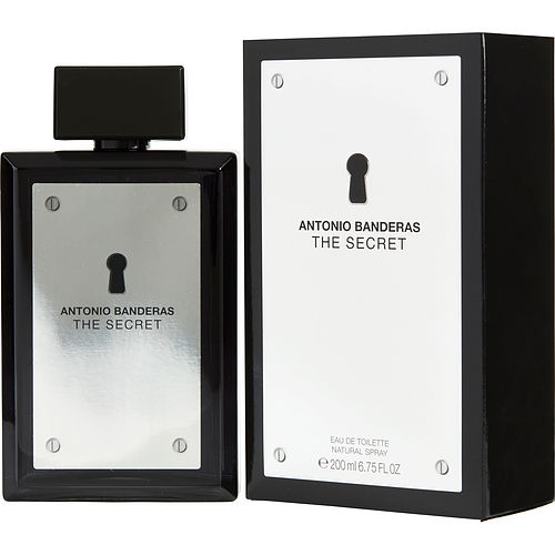 Antonio Banderas The Secret Men's 6.8-ounce Eau de Toilette Spray