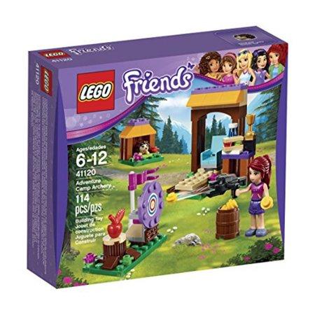 Lego Friends Adventure Camp Archery 41120