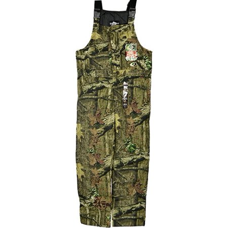 Walls Industries Mens Insulated Bibs Mossy Oak Country