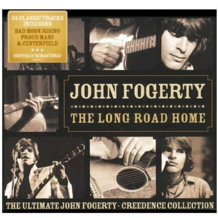 The Long Road Home: Ultimate John Fogerty Creedence Collection (CD) - Halloween Music Collection Cd