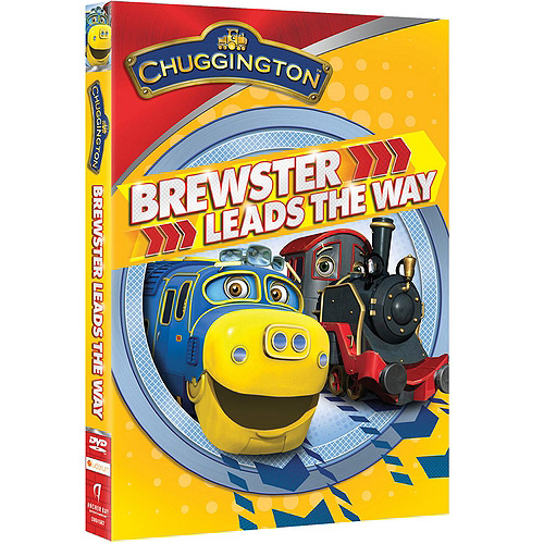 Chuggington: Brewster Leads The Way (Widescreen)