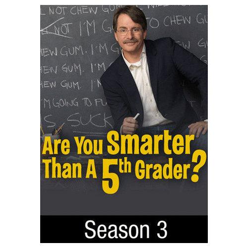 Are You Smarter Than a 5th Grader?: Episode 3 (Season 3: Ep. 3) (2008)