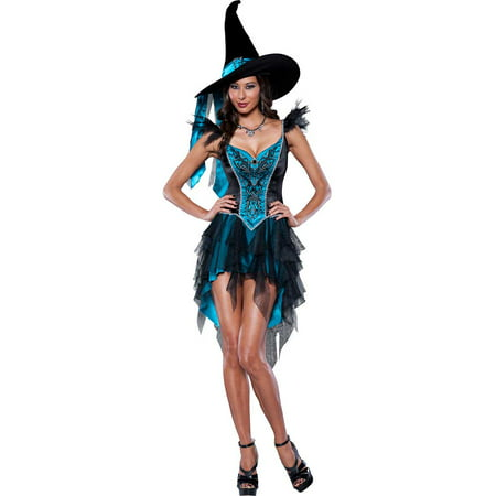 Adult Sexy Female Enchanting Witch Costume by Incharacter Costumes LLC 25004