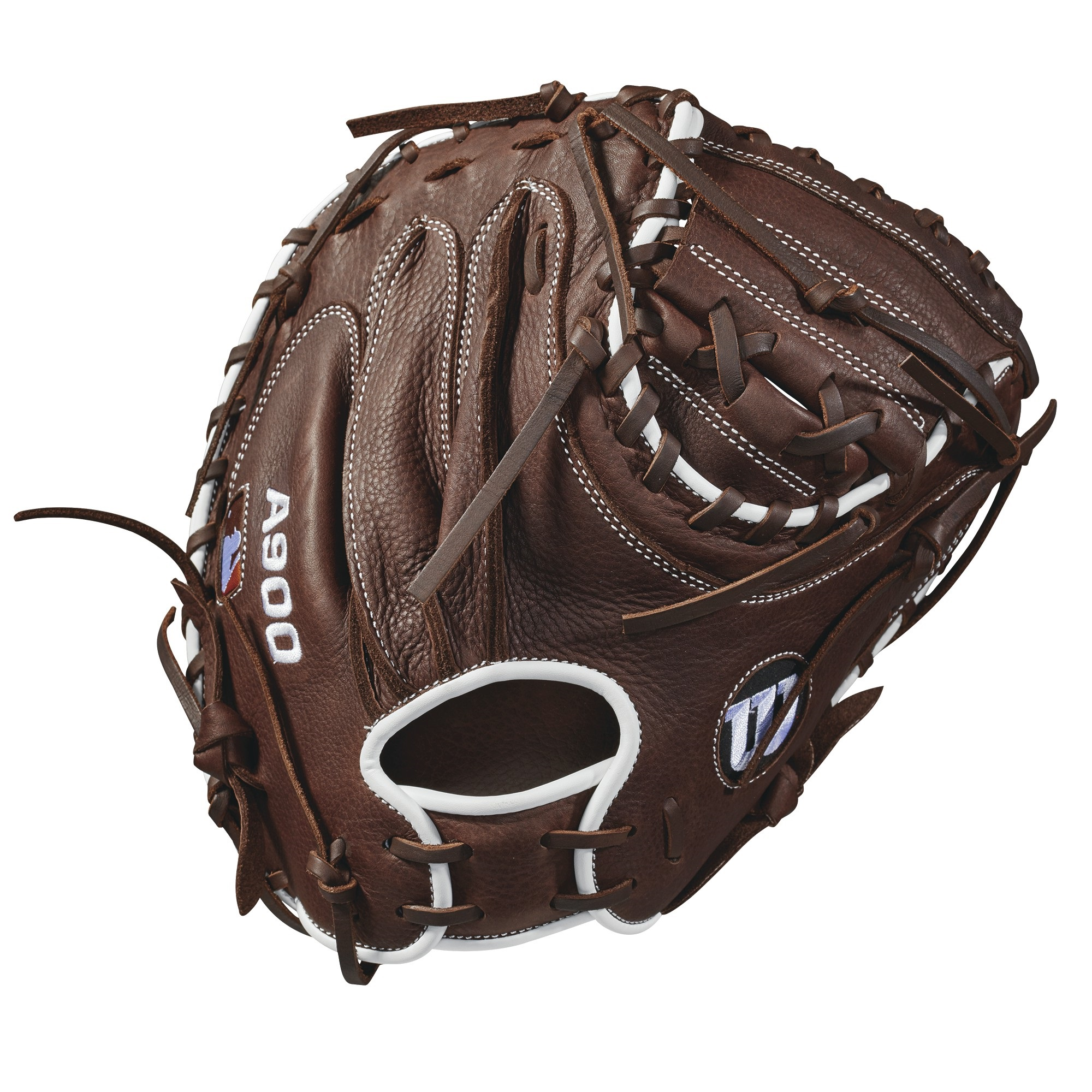 "Wilson A900 34"" Catcher's Mitt Right Hand Throw by Wilson Sporting Goods"