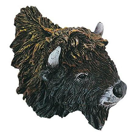 Bison Head Magnet Set -