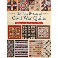 The Big Book of Civil War Quilts (Paperback)