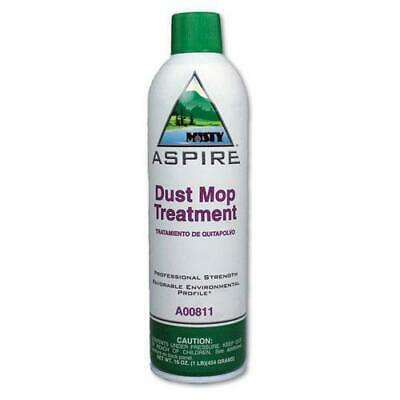 Aspire Dust Mop Treatment,Lemon Scent,20 oz. Aerosol Can,12/Carton