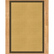Natural Area Rugs Barbados Hand Crafted Malt Area Rug