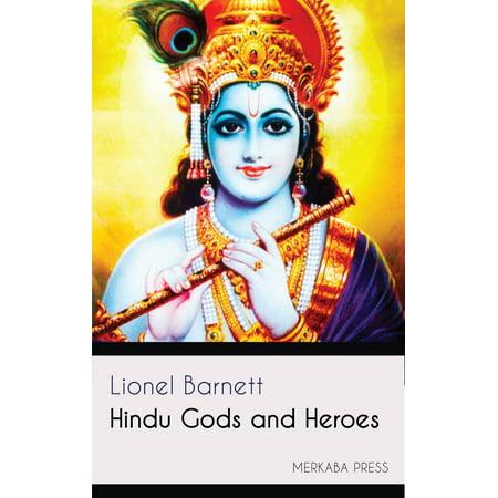 Hindu Gods and Heroes - eBook (Hindu God Antique)