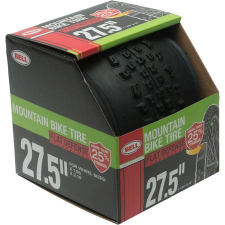 Michelin Mountain Bike Tires - Bell Sports Flat Defense Mountain Bike Tire, 27.5