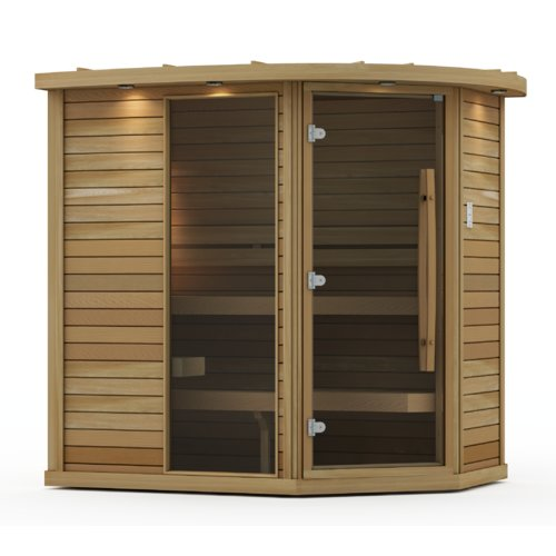 Premium Saunas Sedona 1 Person FAR Infrared Sauna