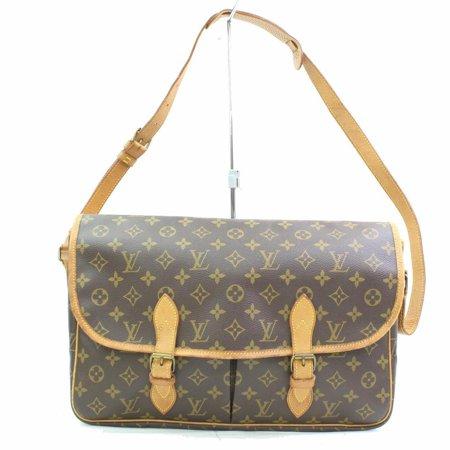 Authentic Louis Vuitton Shoulder Bag Gibeciere 866944
