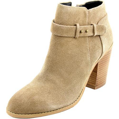 Sole Society Lyriq Women US 8 Tan Ankle Boot
