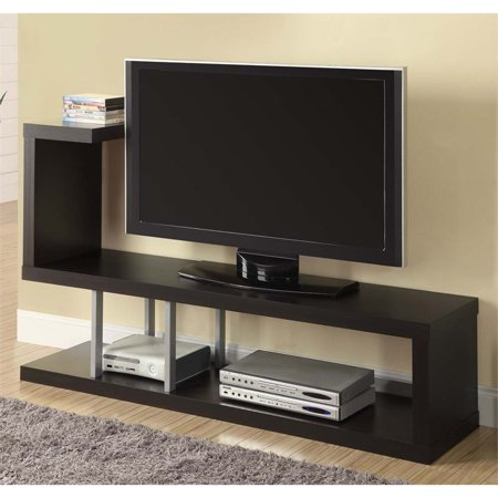 MONARCH – TV STAND – CAPPUCCINO –  FOR TV'S UP TO 47″L