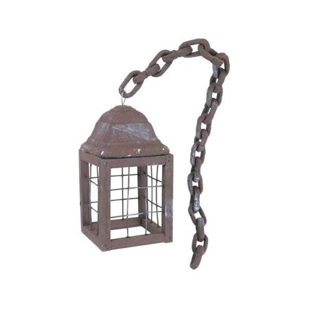 Old Time Lantern On Chain Halloween Prop](Halloween Time)