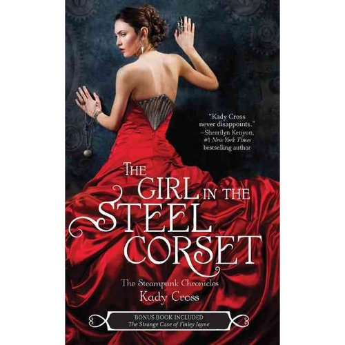 The Girl in the Steel Corset  The Strange Case of Finley Jayne