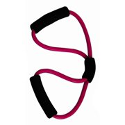 15-Inch Figure 8 Resistance Training Tube in Red