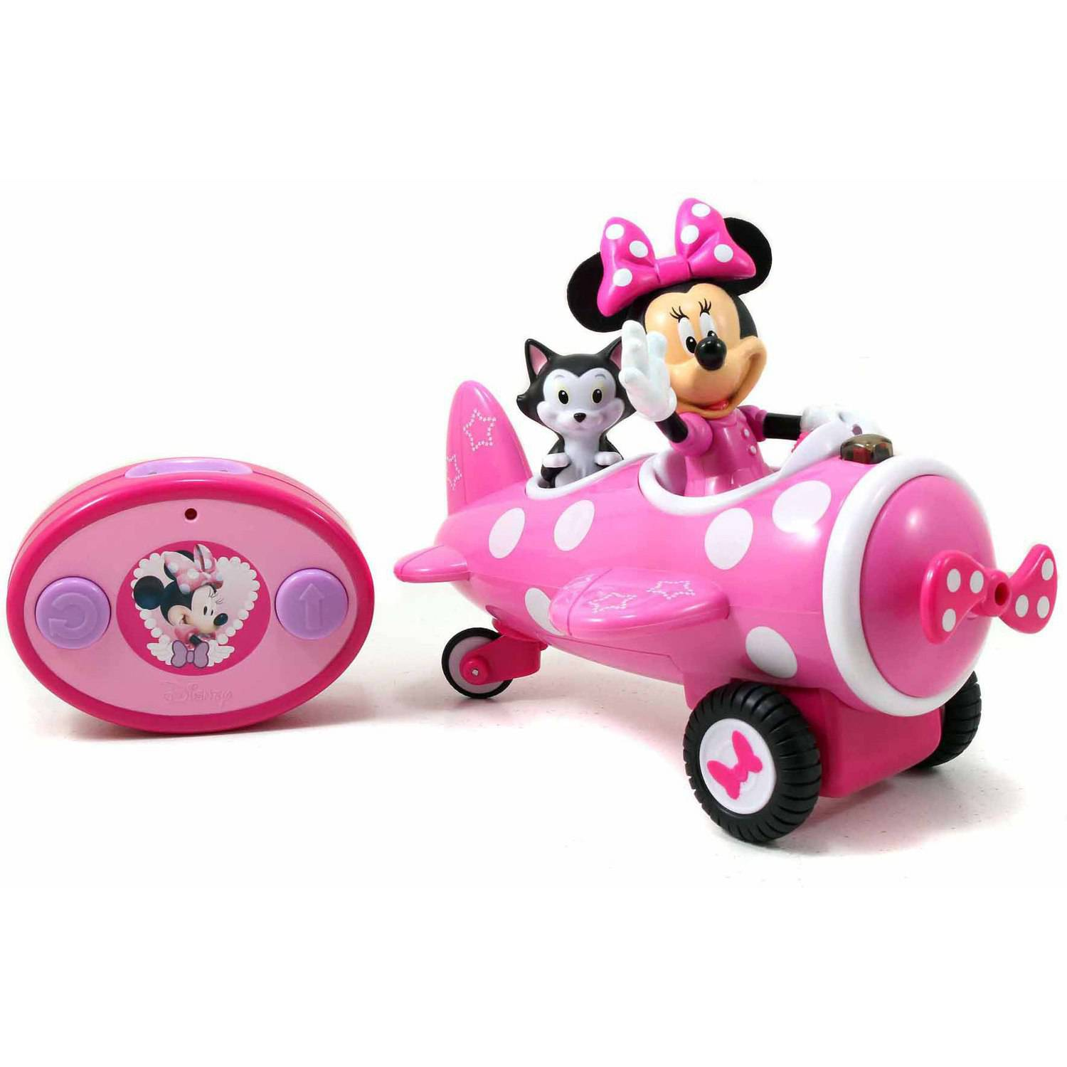 Disney Minnie Mouse R/C Airplane, Pink