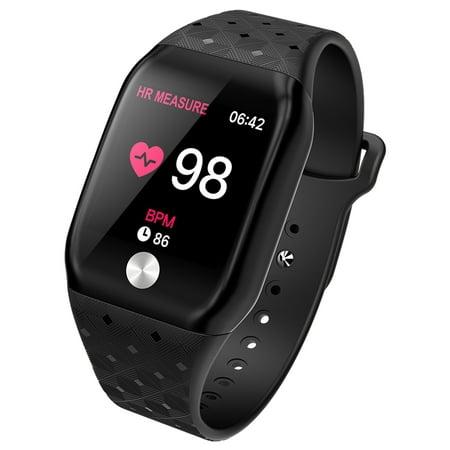 1.3 inch IP67 Waterproof Touch Screen Sport Bracelet Smart