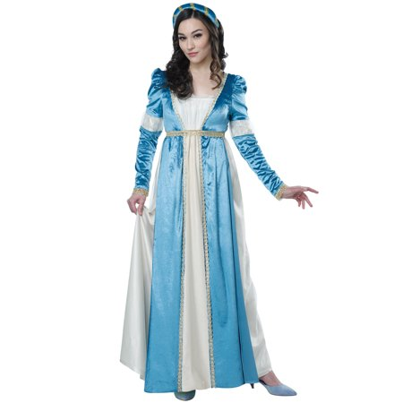 Lovely Juliet Adult Costume - Juliet Capulet Costume