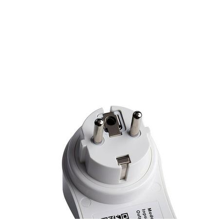 EU UK US Standard White Wifi Smart Plug Power Socket App (Best Smart Plug Uk)