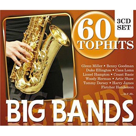 - 60 Top Hits Big Bands - 60 Top Hits Big Bands [CD]