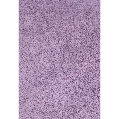 Shag Kids Rug in Lavender