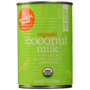 Natural Value Organic Coconut Milk, 13.05 Oz