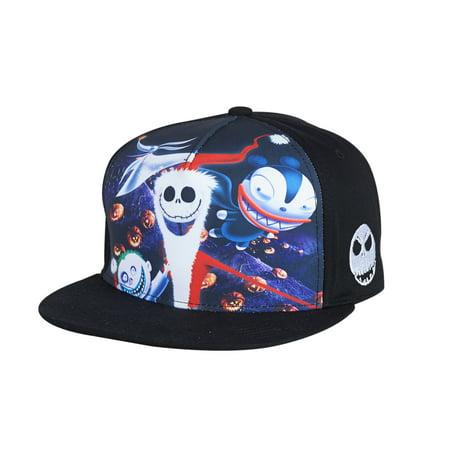 Nightmare Before Christmas Top Hat (Nightmare Before Christmas Jack Sandy Claws Hat)