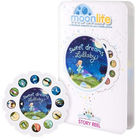 Spin Master Moonlite Story Reel Sweet Dreams Lullaby - 1