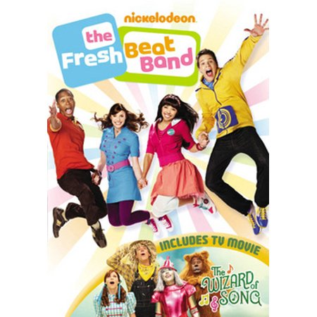 The Fresh Beat Band: The Wizard of Song (DVD)](Halloween Beat Rap Song)