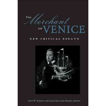 critical essay the merchant of venice Explore the different symbols within william shakespeare's comedic play, the merchant of venice critical essays major symbols and motifs.