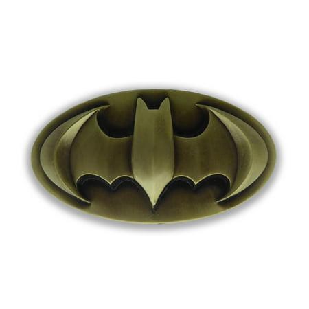 Batman Belt Buckle Comics Us American Superhero Logo DC Comics