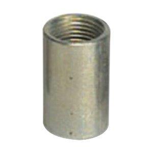 CPLG-1-1/4-GALV Galvanized Steel Heavy Wall Rigid Conduit Coupling 1-1/4 - Galvanized Steel Conduit