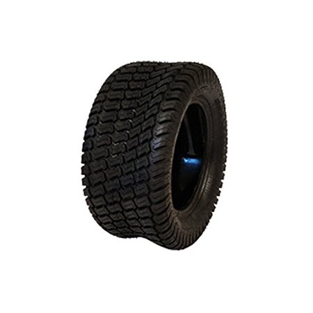 (1) Puncture Resistant 18x8.50-10 Turf Tire with Liner Riding Lawn Mower Garden Tractor Zero