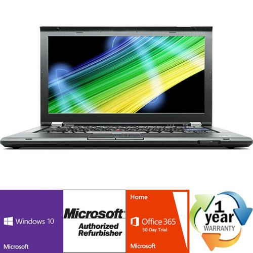Off Lease REFURBISHED Lenovo ThinkPad T420 i5 2.5GHz 2GB 320GB DVD Windows 10 Home 32 Laptop Computer