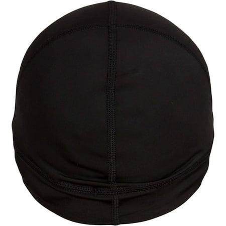 Underhelmet Skull Cap, Black, One Size (Polystyrene Skull)